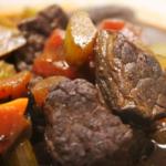 bison-stew