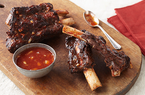 honey-orange-bison-back-ribs