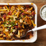 mexican-bison-bake-with-cilanto-lime-cream