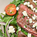 seared-bison-salad