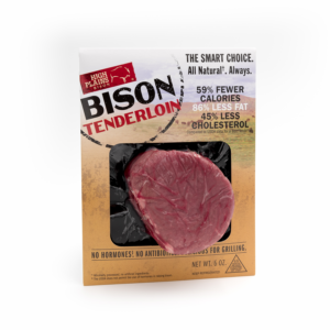 Bison Tenderloin Filet