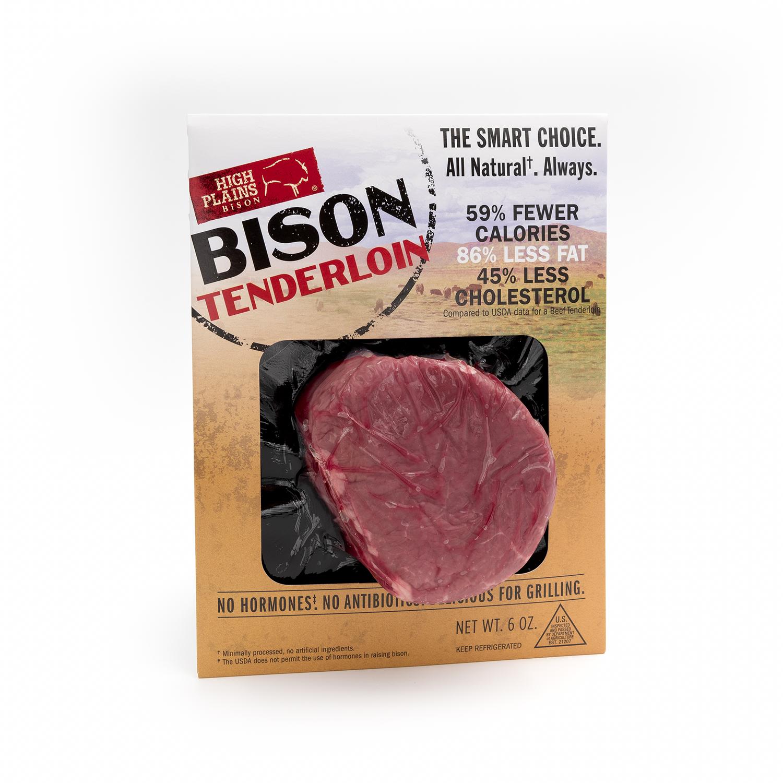Bison Tenderloin Filet