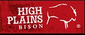 High Plains Bison Logo